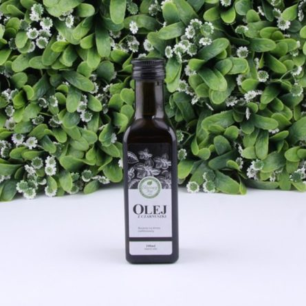 Olej z Czarnuszki 100% tłoczony na zimno 100ml