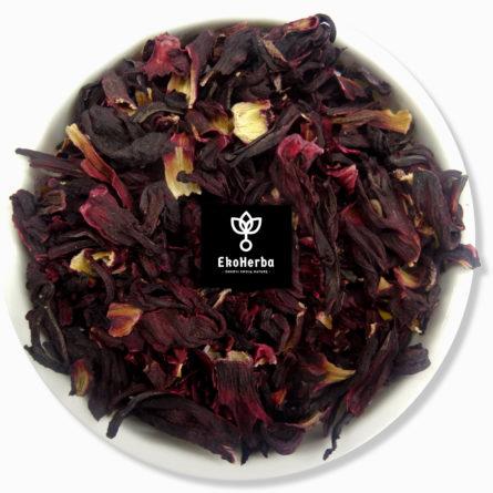 Hibiskus herbata owocowa 50g