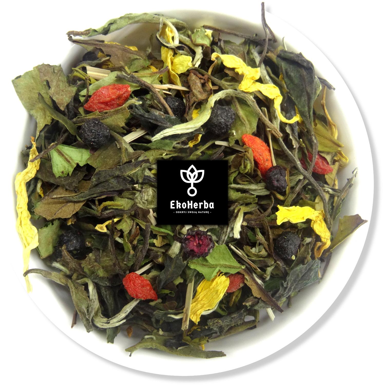 Jagodowy pocałunek herbata owocowa 50g