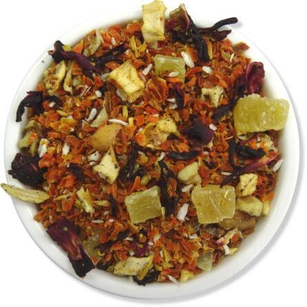 MARCHEWKOWE CIASTO herbata 50g